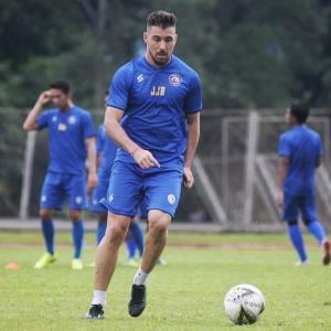 Susul Mario Gomez, Marcos Gonzales dan Jonathan Bauman Out dari Arema FC