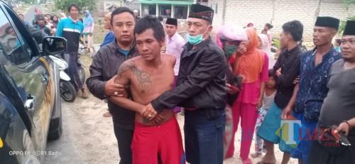 Curi Pompa Air Milik Mantan Kades, Pria Bertato di Pamekasan Ditangkap
