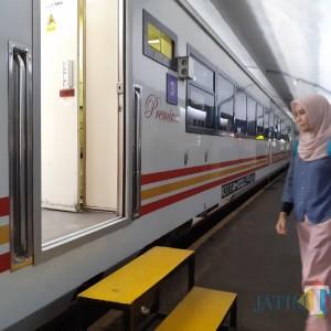 Penumpang Meningkat, Bulan Ini KAI Daop 8 Tambah 6 Perjalanan Kereta