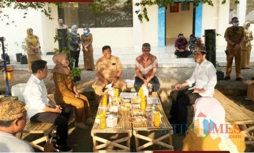 Wagub Emil Dorong Urban Farming untuk Diversifikasi Pendapatan Keluarga di Kota Mojokerto