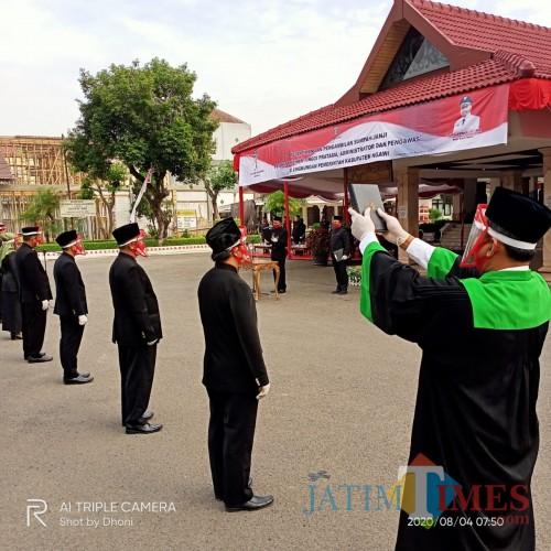 37 PNS Pemkab Ngawi Promosi Jabatan
