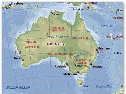 Benua Australia Makin Dekat dengan Indonesia, Apa yang Akan Terjadi?
