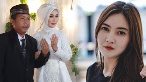 Cak Malik menikah (Foto: nellakharisma_vidgram)