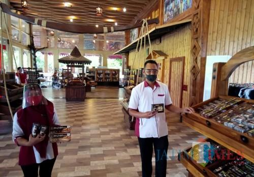 Lewat Gotong Royong, Kampung Coklat Bawa UMKM Survive di Masa Pandemi