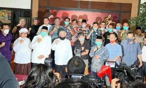 Anggota KAMI Merupakan Tokoh Berpengaruh di Masyarakat, Presiden Jokowi Diminta Waspada