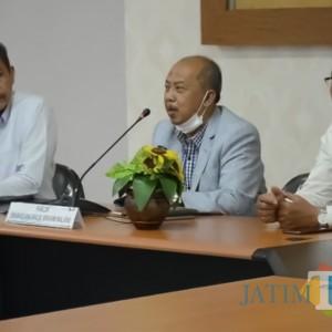 Pantau UM-PTKIN UIN Malang, Sekretaris Dirjen Pendis Tunggu Ide Segar Kuliah Sistem Daring