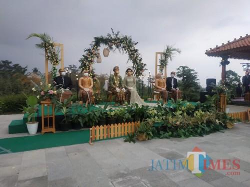 Tawarkan Konsep Ethnic Classic, Shanaya Resort Malang Buka Paket Pernikahan