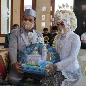 Tahanan Narkotika Menikah di Penjara, Tiga Mantan Istri Ikut Hadir