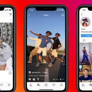 """Facebook Rilis """"Reels"""" di Instagram, Fitur Baru Video Pendek Mirip TikTok"""