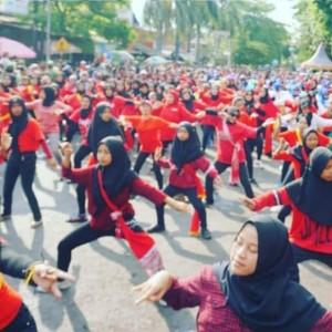 Tahun Ini, Festival Menari Tari Bapang Kelurahan Bunulrejo Bakal Digelar Virtual