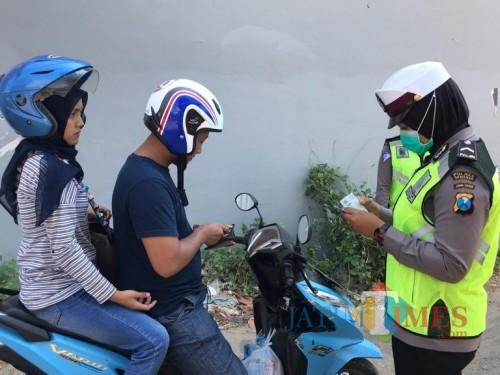 Pelanggaran Lalu Lintas di Sumenep Turun 76 Persen, Polres Tingkatkan Upaya Preventif