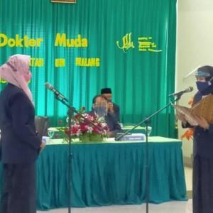 FKIK UIN Malang Luluskan Dokter Muda Angkatan Pertama