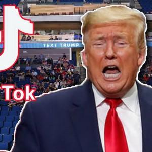 Resmi! Donald Trump Keluarkan Perintah Larang TikTok di AS