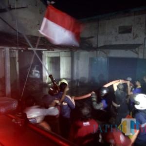 Dalam Sepekan, Kebakaran di Kabupaten Malang Sebabkan Kerugian Hingga Ratusan Juta