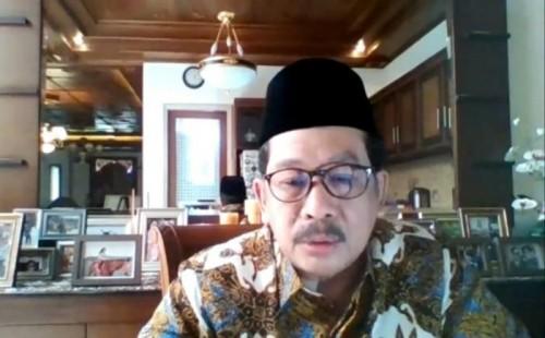Wakil Menteri Agama (Wamenag) RI, Zainut Tauhid Sa'adi. (Foto: istimewa)
