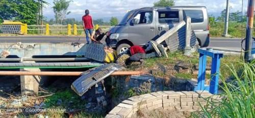 Sering Terjadi Kecelakaan, Polres Usulkan Perataan Buk Brombong