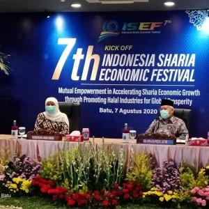 Festival Ekonomi Syariah 2020 Tetap Digeber, Jatim Jadi Tuan Rumah