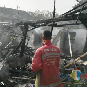 Lagi, Rumah Warga di Kabupaten Malang Terbakar, Kerugian hingga Ratusan Juta Rupiah