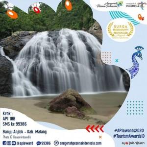 Wisata Banyu Anjlok Masuk Nominasi API Awards, Disparbud Berharap yang Terbaik