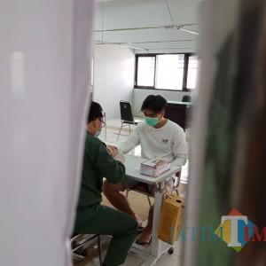 Rapid Tes dan Swab Gratis RSUD dr. Iskak, Minat Warga Tinggi