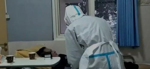 Video Ridwantoro Suami Bunda Ratu Mendapatkan Penanganan Petugas RS Al Huda Gambiran Nurhadi Banyuwangi Jatim Times