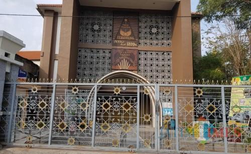 Maaf! Wisata Religi Makam Gus Dur di Jombang Masih Tutup