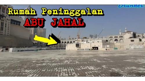Rumah Abu Jahal dijadikan toilet umum (Foto: YouTube)