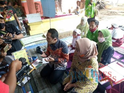 Ada Guru di Lumajang Positiv Covid-19, Program Guru Sambang Jalan Terus