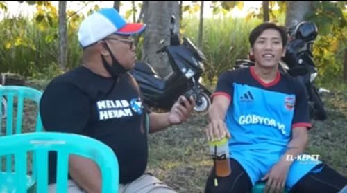 Ibu Rela Jual Anting untuk Ikut Seleksi, Ahmad Bustomi Kenang Awal Jadi Pemain Bola
