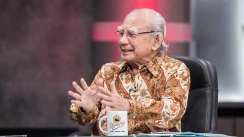 Emil Salim Memohon ke Jokowi Hentikan Ekspor Benih Lobster, Ini Kata Susi Pudjiastuti