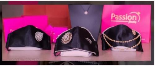 Masker Passion Jewelry (Foto: IG passionjewelry)