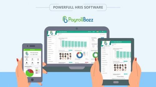 PayrollBozz (Foto:  Aplikasi & Software)