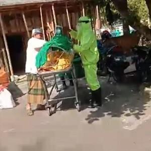 Viral Video Jenazah PDP di Kota Malang Dicium, Keluarga Tolak Pemakaman Protokol Covid-19