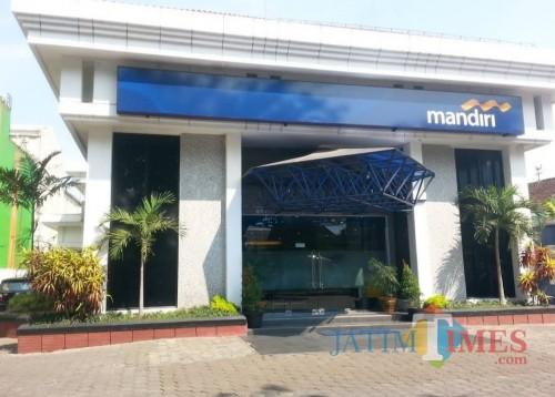 Masih Zona Merah, Bank Mandiri Malang Hanya Buka 9 Kantor Cabangnya