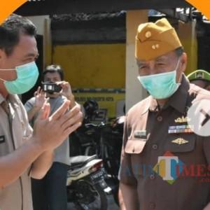 Angka Kesembuhan 83 Persen, Pemkab Mojokerto Adopsi Semangat Juang Veteran Kemerdekaan