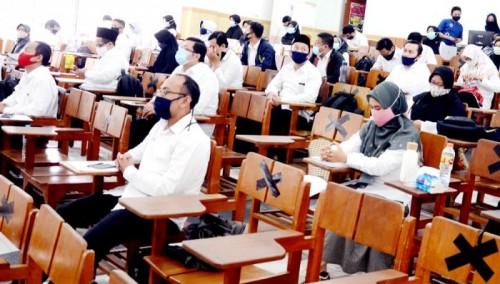 Pelatihan pedagogi dokter muda UIN Malang. (Foto: Humas)
