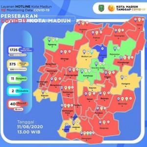 Kota Madiun Kembali Tambah 2 Pasien Positif Covid-19