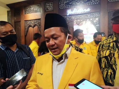 Anggota DPR RI Fraksi Partai Golkar M. Sarmuji (Foto : Anang Basso / Tulungagung TIMES)