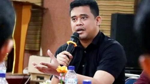 Jika Ingin Menang Pilkada,Pengamat Sebut Bobby Nasution Harus Lepas Image 'Mantu Presiden'