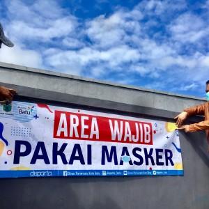 Dinas Pariwisata Kota Batu Geber Sarpras di Sendratari Kelurahan Sisir