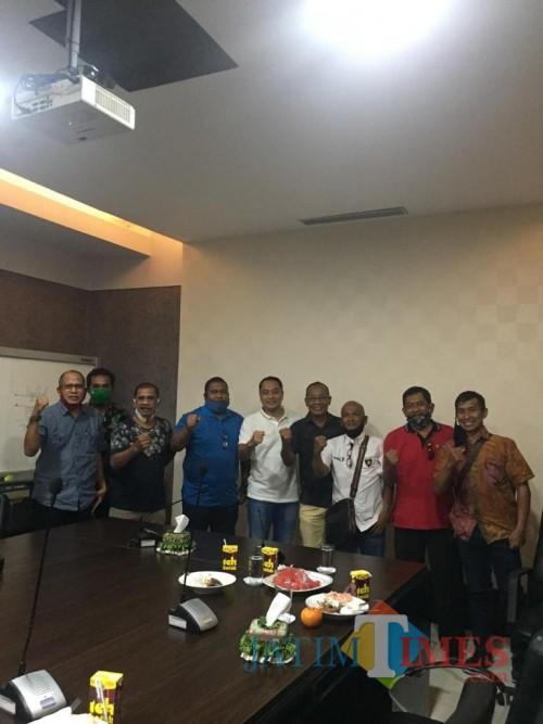 Eri Cahyadi Ingin Jadi Wali Kota dan Geser Azrul dari Persebaya