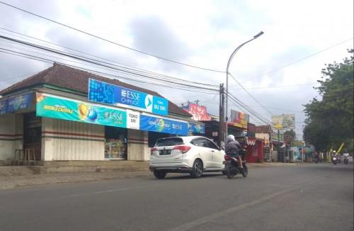Kawasan niaga, perkantoran dan industri di ruas Jalan Mayjend Sungkono. (Foto: Istimewa).