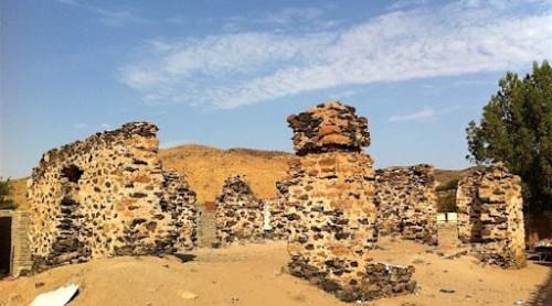 Masjid Hudaibiyah peninggalan Rasulullah SAW. (foto:   Aswaja)