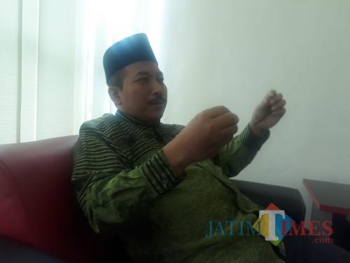 Muncul Banner Lathifah, Dokter Umar Optimistis Dapat Rekomendasi DPP PKB