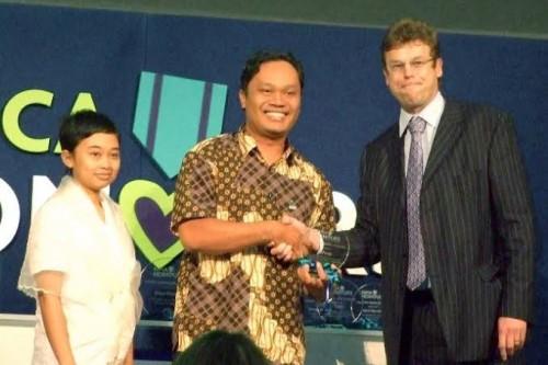 Rosek Nursahid, Ketua ProFauna Indonesia (Foto: profauna.net)
