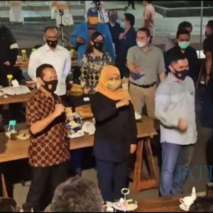 Surabaya dan Gresik Jadi Zona Oranye, Kesembuhan di Jatim Capai 71 Persen