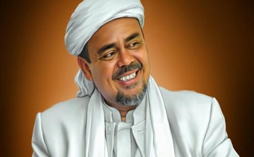 Jelang HUT ke-75 RI, Spanduk Gambar Habib Rizieq Justru Bertebaran