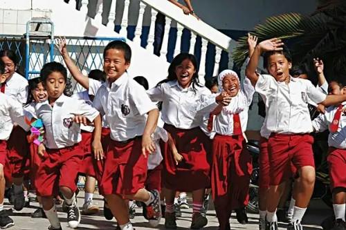 Ilustrasi anak sekolah. (Foto: finansialku.com)