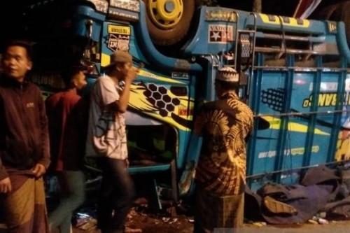 Kronologi dan Nama-Nama Korban Meninggal dan Luka-luk Akibat Kecelakaan Beruntun di Jember