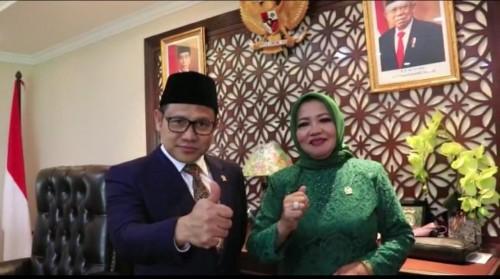 Deal, DPP PKB Tunjuk Lathifah-Didik Maju Pilkada Kabupaten Malang